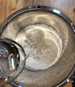 Baguette Water Pour