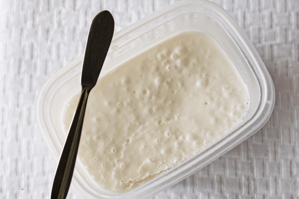 Homemade Easy Vegan Butter Spread