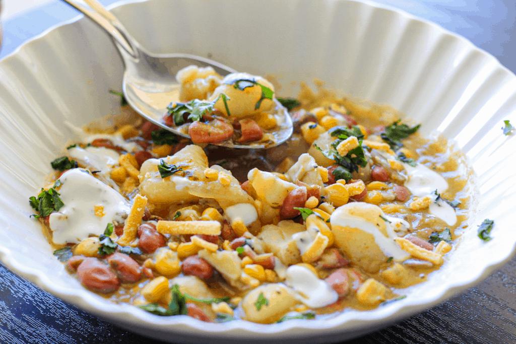 Easy White Bean Chili Recipe