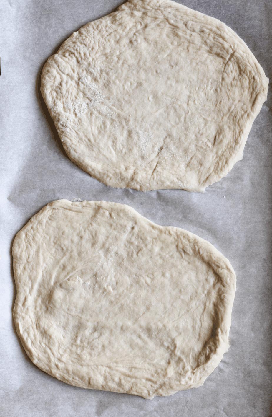 Calzones Pizza Dough