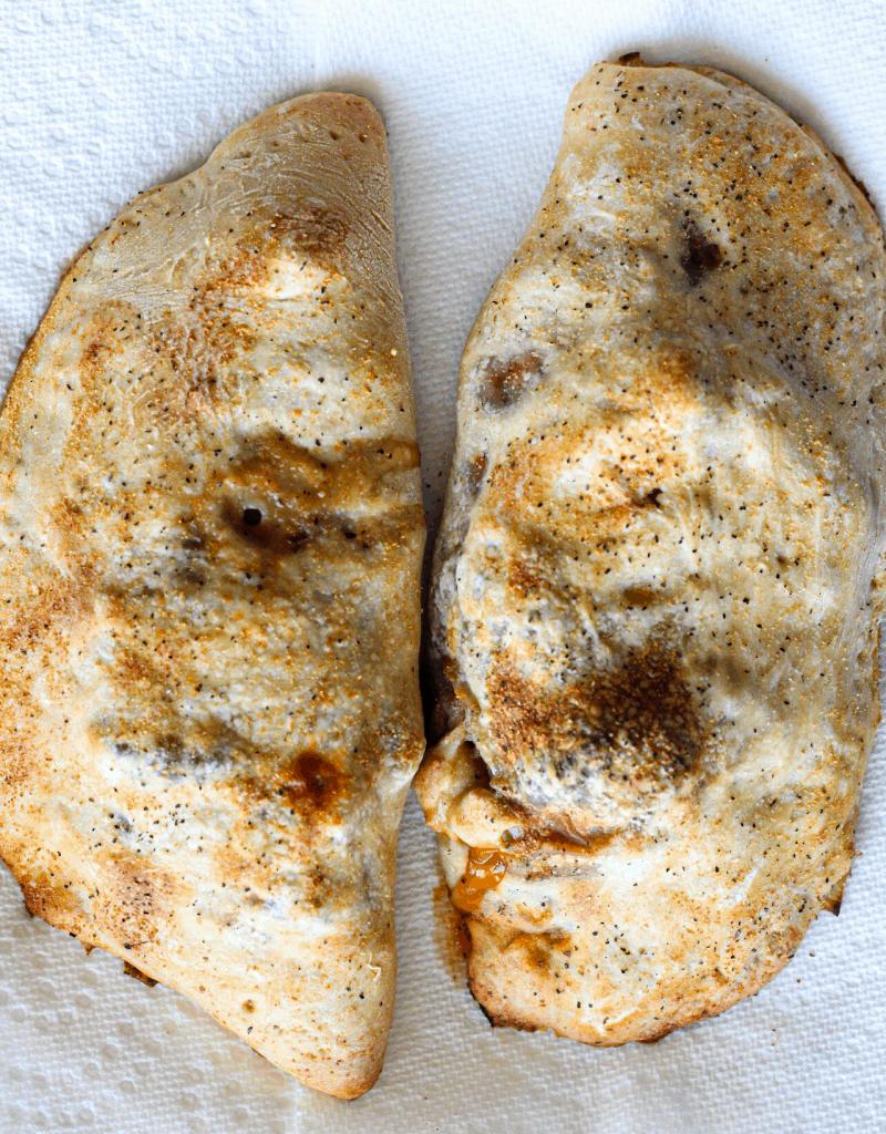 Vegan Italian Calzones