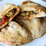 Vegan Italian Calzone