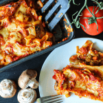 Easy Vegetable Vegan Lasagna