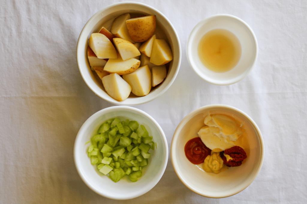 sriracha potato salad ingredients