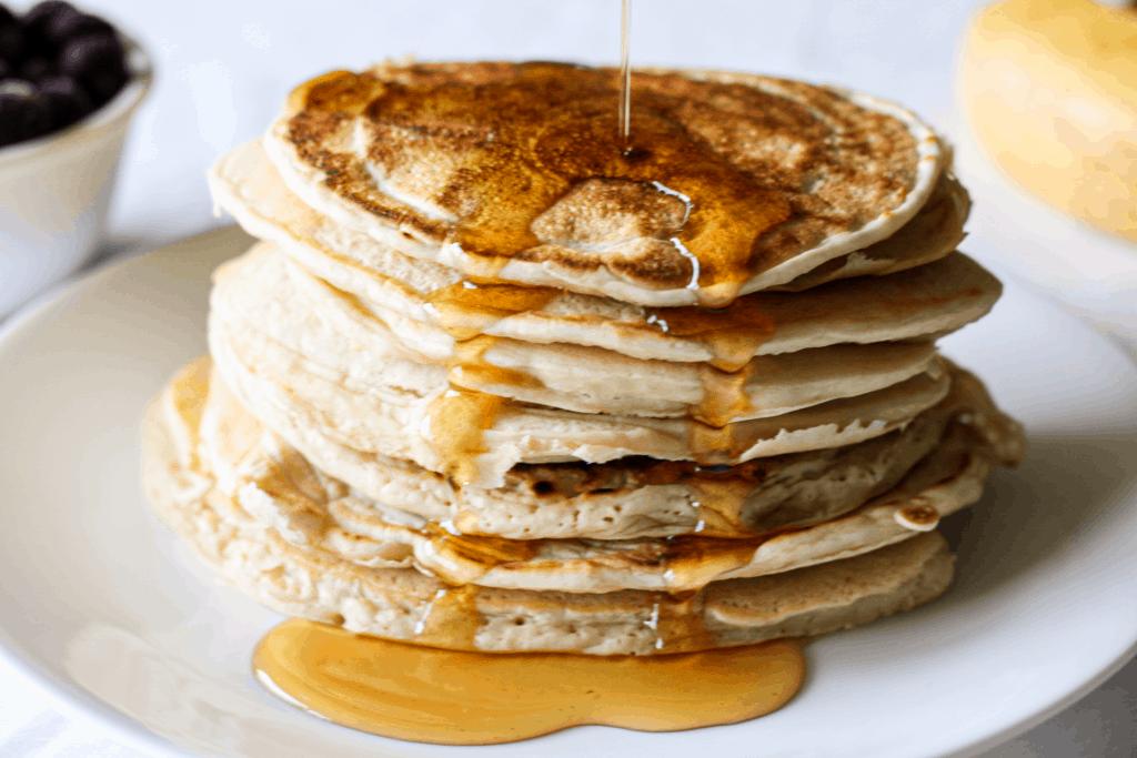 Easy Vegan Pancakes Recipe