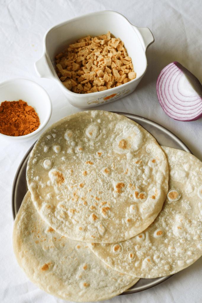 vegan taquitos ingredients
