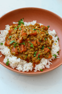 red curry lentils recipe
